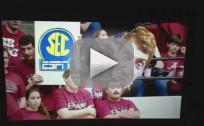 Alabama Fan Distracts Other Team