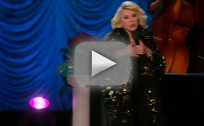 Joan Rivers Mocks Angelina Jolie (Fashion Police)