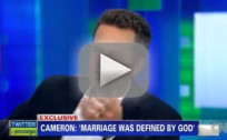 Kirk Cameron on Gay Marriage