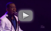 "Joshua Ledet - ""When a Man Loves a Woman"""
