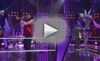 "James Massone vs. WADE - ""True Colors"" (The Voice)"