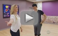 Roshon Fegan & Chelsie Hightower - Quickstep (DWTS Week 2)