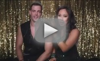 William Levy & Cheryl Burke - Quickstep (DWTS Week 2)