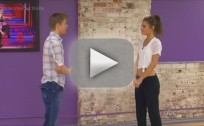Maria Menounos & Derek Hough - Quicstep (DWTS Week 2)