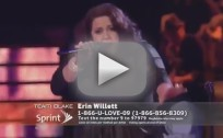"Erin Willett - ""Living For the City"" (The Voice)"