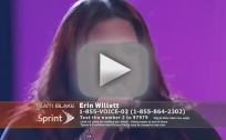 "Erin Willett - ""Without You"" (The Voice)"