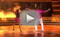 William Levy & Cheryl Burke - Samba (Dancing With the Stars)