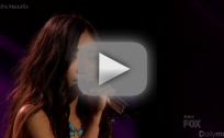 "Jessica Sanchez - ""I Don't Want To Miss A Thing"""