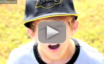 "Matty B Has Fun, Covers ""We Are Young"""