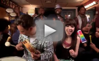 "Carly Rae Jepsen and Jimmy Fallon - ""Call Me Maybe"""
