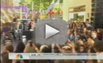"Justin Bieber - ""As Long As You Love Me"" (Today Show performance)"