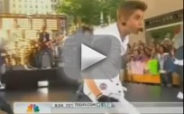 "Justin Bieber - ""Boyfriend"" (Today Show performance)"