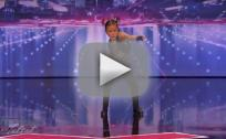 Lil Starr America's Got Talent Audition