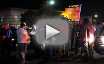 Aurora Colorado Shooting Footage