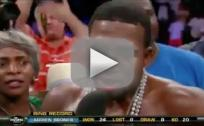 Adrien Broner to Girlfriend: Will You...