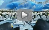 Happy Feet Cast Dances to Billie Jean