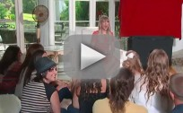 Taylor Swift Web Chat