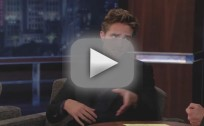 Robert Pattinson on Jimmy Kimmel Live (Part 3)