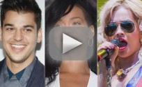 Rob Kardashian Talks Rihanna: Just Friends!