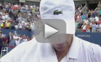 Andy Roddick Loses Final Match, Cries During Farewell Speech at U.S. Open