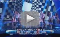 The Untouchables on Stage