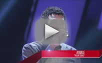 Aquile - Your Song (The Voice Blind Audition)