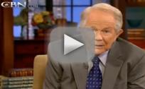 Pat Robertson to Caller: Become Muslim, Beat Wife