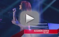 Alessandra Guercio - The Climb (The Voice Blind Audition)