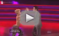 Gilles Marini - Dancing With the Stars Week 2