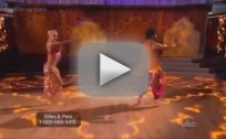 Gilles Marini - Dancing With the Stars Week 4