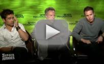Christopher Walken, Colin Farrell and Sam Rockwell Recite Honey Boo Boo Lines