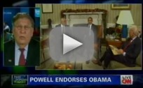 John Sununu Explains Colin Powell Endorsement of Obama