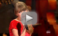 "Taylor Swift - ""Begin Again"" (Country Music Awards)"