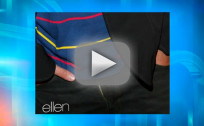 Taylor Lautner and Robert Pattinson on Ellen