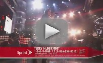 Terry McDermott - More Than a Feeling (The Voice)