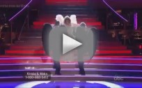 Kirstie Alley - Dancing With the Stars Week 7 (Trio)