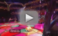 Melissa Rycroft - Dancing With the Stars Semifinals (Caveman Hustle)