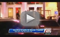 San Antonio Movie Theater Shooting