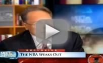 Wayne LaPierre on Meet the Press