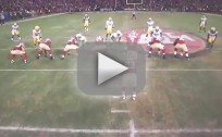 Colin Kaepernick Touchdown Run