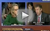 Rand Paul vs. Hillary Clinton