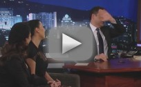 Kim Kardashian and Kourtney Kardashian on Jimmy Kimmel Live (Part 2)