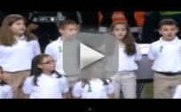 "Jennifer Hudson and Sandy Hook Chorus - ""America the Beautiful"""