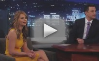 Jennifer Lawrence on Jimmy Kimmel Live (Part 2)