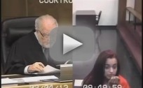 Teen Gives Judge the Finger