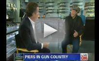 Piers Morgan-Ted Nugent Debate