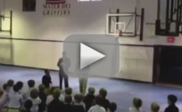 First-Grader Hits Free Throw