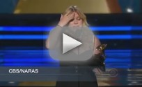 Kelly Clarkson Grammy Awards Acceptance Speech 2013