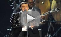 Justin Timberlake Brit Awards Performance