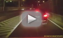 Driver OWNS Tailgater With Power Move